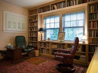 Carol's NE Portland psychotherapy office
